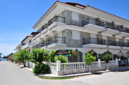Dionissos appartments
